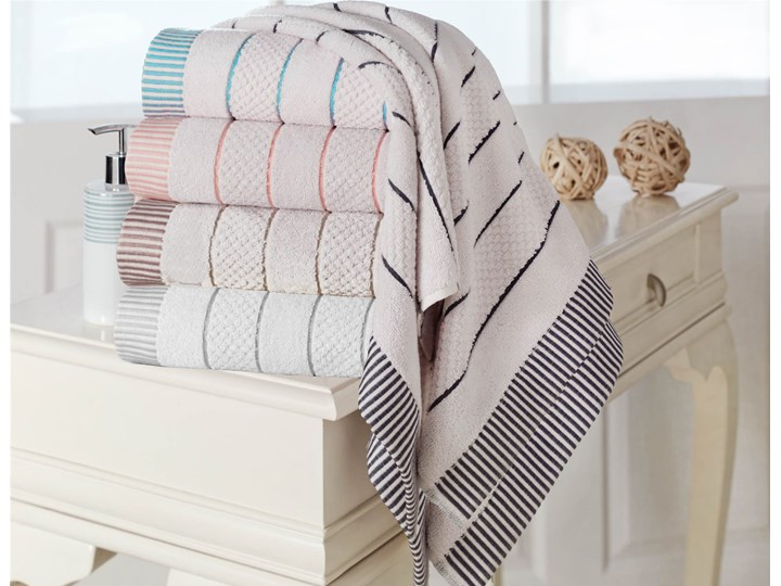 Darymex Ręcznik bawełniany 50x90 HT.009 kolor brąz 50x90 cm Bawełna 70x140 cm Ręcznik kąpielowy Kategoria Ręczniki