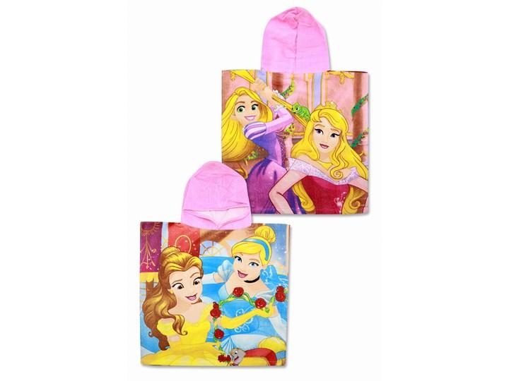 Ręcznik dziecięcy ponczo 55x110 Księżniczki, Setino