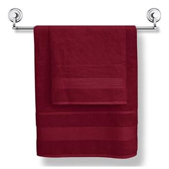 Darymex Ręcznik bamboo Moreno 70x140 kolor burgund