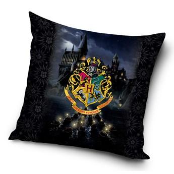 Poduszka dziecięca 40x40 Harry Potter Hogwarts, Carbotex