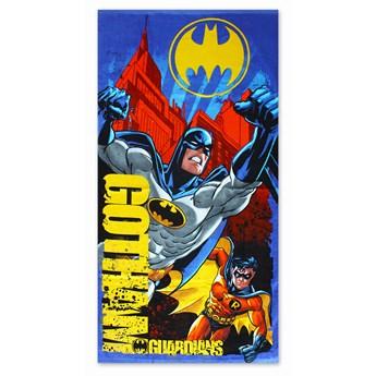 Ręcznik dziecięcy frota 70x140 Batman Komiks, Setino