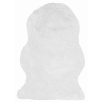 Dywan akrylowy 70x100 cm Auckland Single Faux Sheepskin White