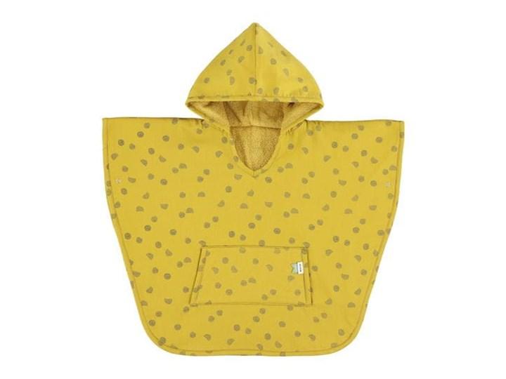 Ponczo Sunny Spots, 64x47 cm, Trixie Baby Bawełna Frotte Kategoria Ręczniki Kolor Żółty