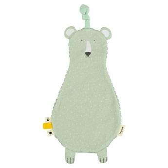 Przytulanka do smoczka Mr.Polar Bear, Trixie Baby
