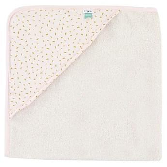 Ręcznik z kapturem + myjka Moonstone, Trixie Baby