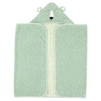 Ręcznik z kapturem Mr.Polar Bear 70x130 cm, Trixie Baby