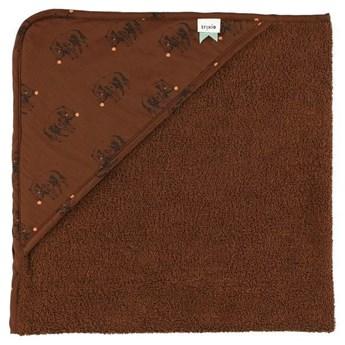 Ręcznik z kapturem Truffle Pig, Trixie Baby