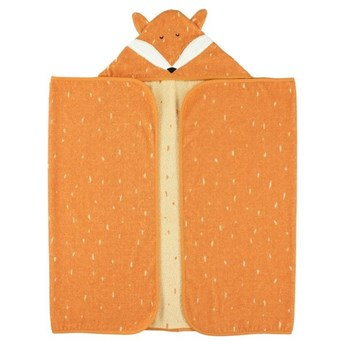 Ręcznik z kapturkiem Mr. Fox 70x130 cm, Trixie Baby