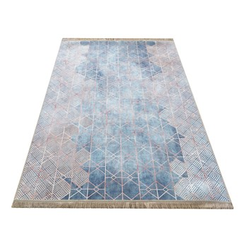 Dywan poliestrowy 80x150 cm Geometria Horeca 08