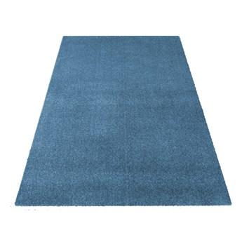 Dywan heat-set 160x220 cm niebieski Portofino