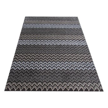 Dywan heat-set 80x150 cm brązowa Sherpa 01