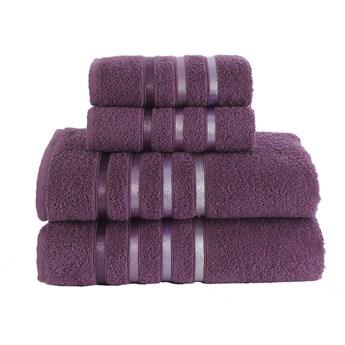 Bilge Ręcznik bawełniany frotte BALE/953/light lavender 2x50x80+2x70x140 kpl.
