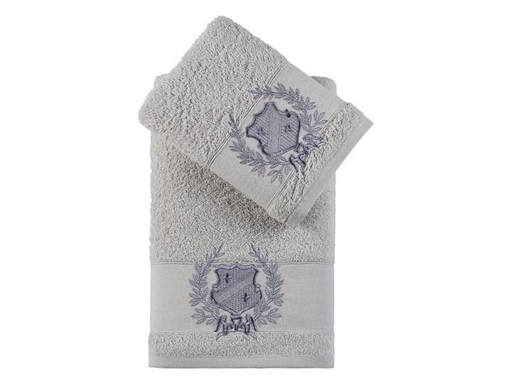 Bilge Ręcznik bawełniany frotte DAVIS/3414/beige 50x90+70x140 kpl. Ręcznik kąpielowy Kolor Beżowy 70x140 cm Bawełna 50x90 cm Komplet ręczników Kategoria Ręczniki