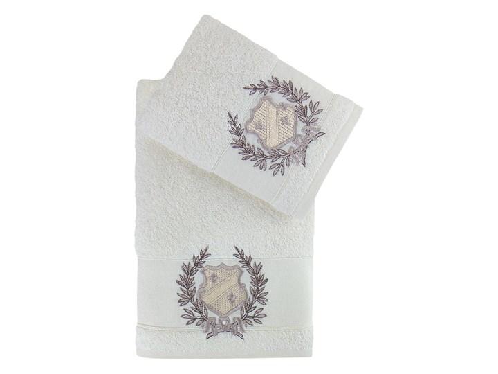 Bilge Ręcznik bawełniany frotte DAVIS/3414/cream 50x90+70x140 kpl. 50x90 cm Komplet ręczników Bawełna Ręcznik kąpielowy 70x140 cm Kategoria Ręczniki