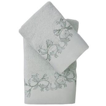 Bilge Ręcznik bawełniany frotte VIERA/3455/green 50x90+70x140 kpl.