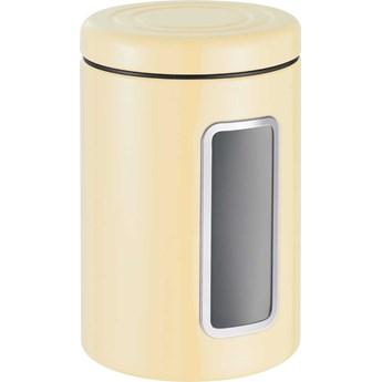 Pojemnik z okienkiem CL 2l, beżowy, Wesco