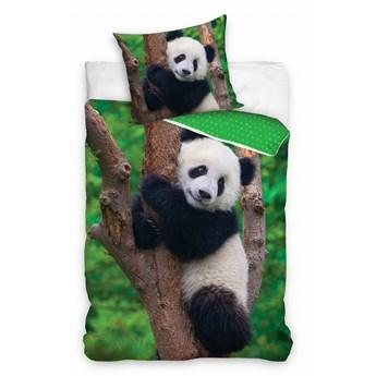 Pościel bawełniana 135x200 Animals Panda,Carbotex