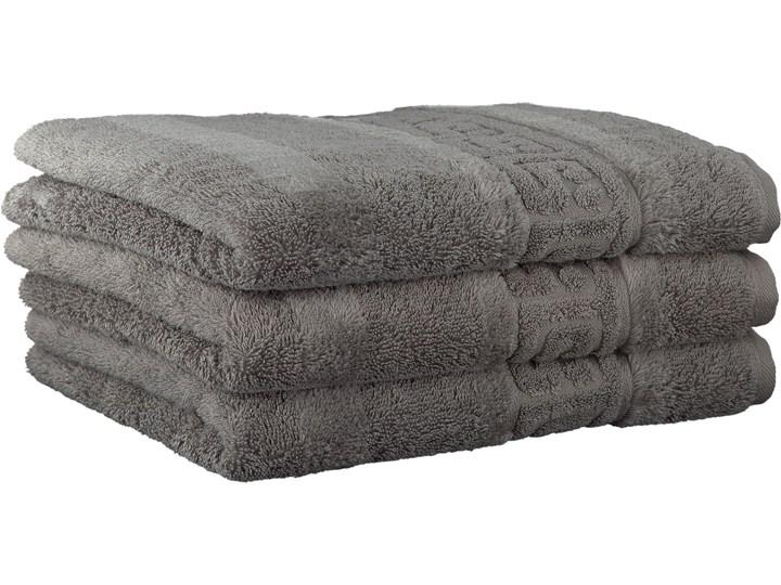Ręcznik bawełniany 30x50 Noblesse grafitowy, Cawö