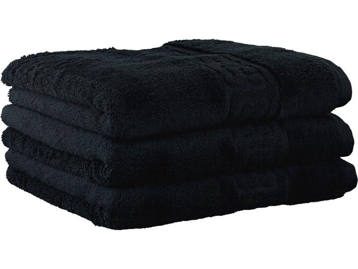 Ręcznik bawełniany 80x160 Noblesse czarny, Cawö Bawełna 80x160 cm Kategoria Ręczniki