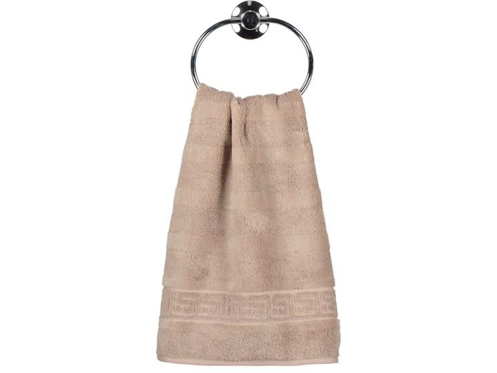 Ręcznik bawełniany 50x100 Noblesse piaskowy, Cawö 50x100 cm Bawełna Kategoria Ręczniki