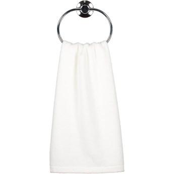 Ręcznik bawełniany 30x50 Life Style biały, Cawö