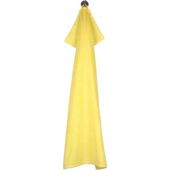 Ręcznik bawełniany 30x50 Life Style cytrynowy, Cawö