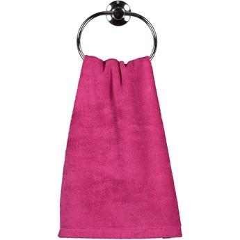 Ręcznik bawełniany 30x50 Life Style róż, Cawö