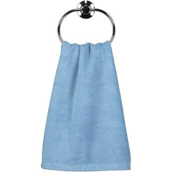 Ręcznik bawełniany 30x50 Life Style błękitny, Cawö