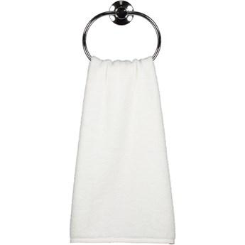 Ręcznik bawełniany 50x100 Heritage biały, Cawö