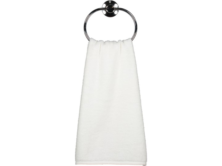 Ręcznik bawełniany 50x100 Heritage biały, Cawö 50x100 cm Bawełna Kategoria Ręczniki