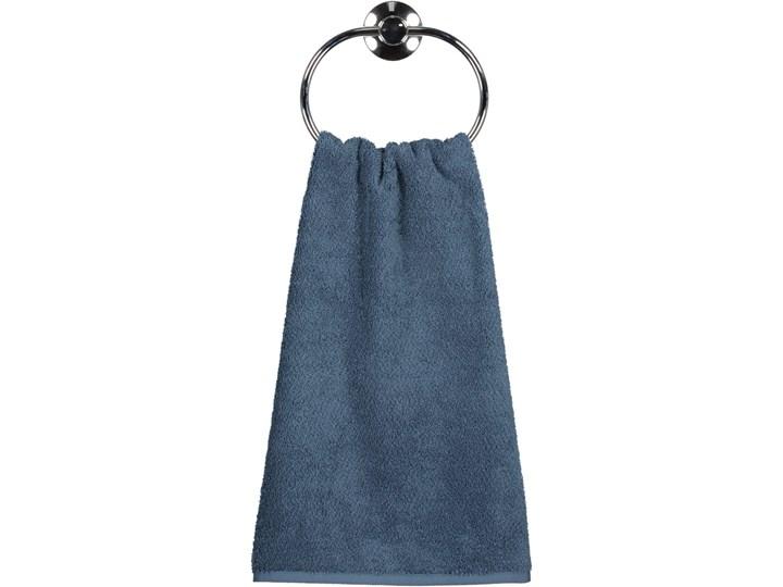Ręcznik bawełniany 80x150 Heritage ciemnoniebieski, Cawö 80x150 cm Bawełna Kategoria Ręczniki