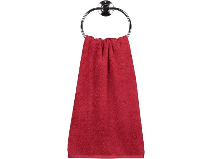 Ręcznik bawełniany 50x100 Heritage bordowy, Cawö Bawełna 50x100 cm Kategoria Ręczniki