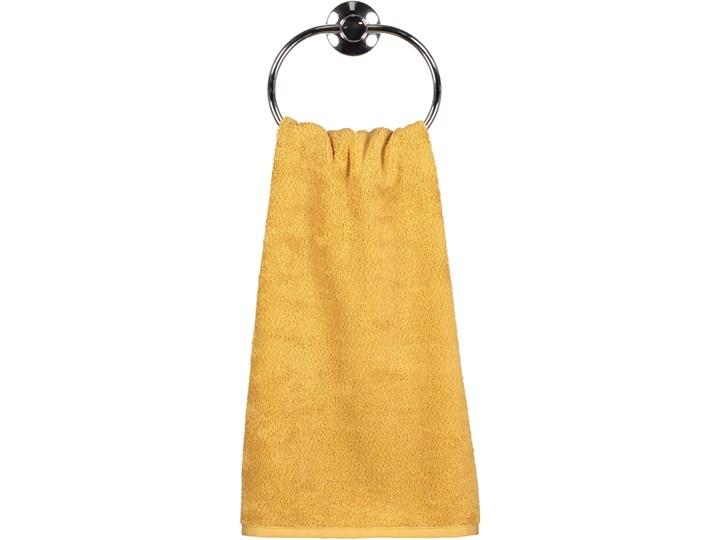 Ręcznik bawełniany 80x150 Heritage bursztynowy, Cawö 80x150 cm Bawełna Kategoria Ręczniki