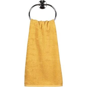 Ręcznik bawełniany 30x50 Heritage bursztynowy, Cawö