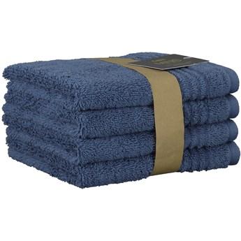 Ręcznik bawełniany 30x30 Minis ciemnoniebieski, Cawö