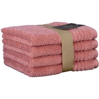 Ręcznik bawełniany 30x30 Minis różowy, Cawö