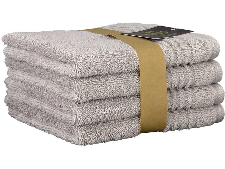 Ręcznik bawełniany 30x30 Minis platynowy, Cawö