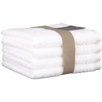 Ręcznik bawełniany 30x30 Minis biały, Cawö