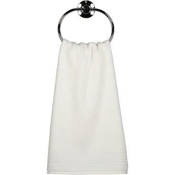 Ręcznik bawełniany 50x100 Essential biały, Cawö