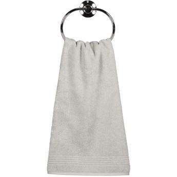 Ręcznik bawełniany 70x140 Essential platynowy, Cawö