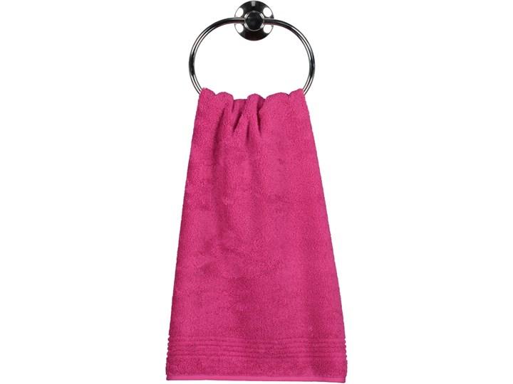Ręcznik bawełniany 70x140 Essential różowy, Cawö 70x140 cm Bawełna Kategoria Ręczniki