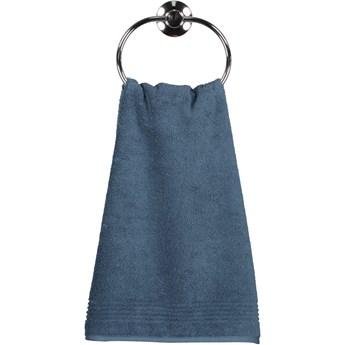 Ręcznik bawełniany 70x140 Essential ciemnoniebieski, Cawö