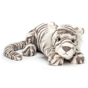 Tygrys śnieżny 29 cm, JellyCat