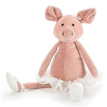 Świnka Tancerka 33 cm, JellyCat