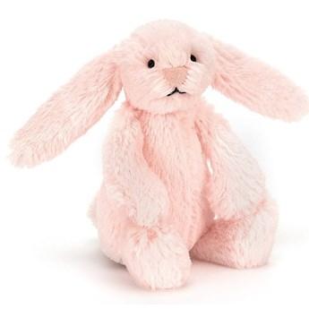 Królik różowy 13 cm, JellyCat