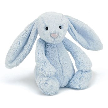 Królik niebieski 31 cm, JellyCat