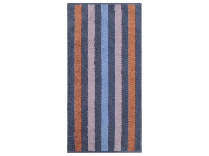 Ręcznik bawełniany 80x150 Heritage Stripes ciemnoniebieski, Cawö 80x150 cm Bawełna Kategoria Ręczniki