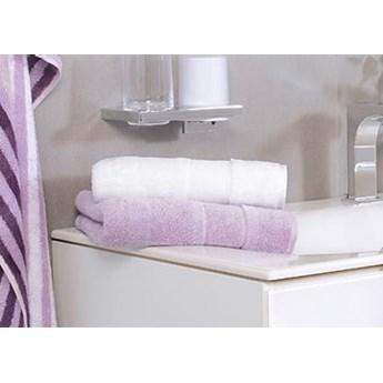 Ręcznik bawełniany 80x160 Noblesse 2 lawendowy, Cawö