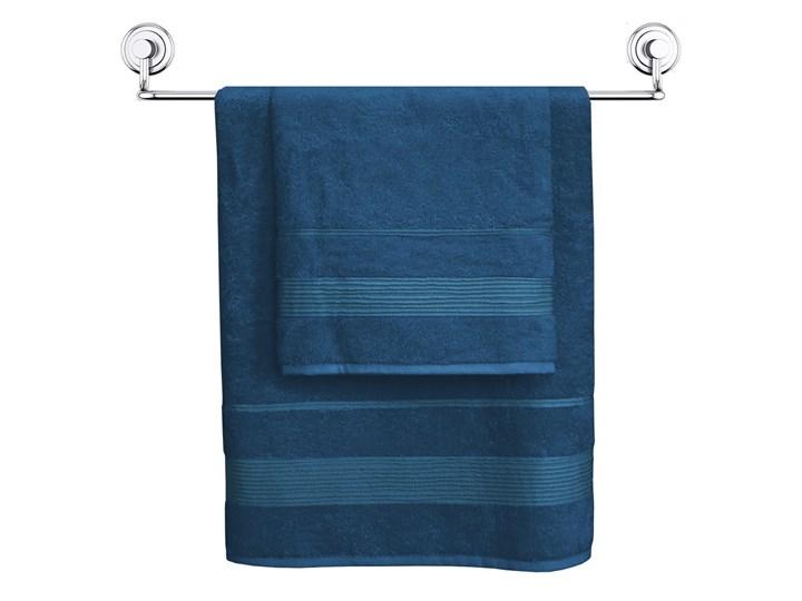 Darymex Ręcznik bamboo Moreno 70x140 kolor błękit morski Ręcznik kąpielowy Komplet ręczników 70x140 cm Bambus Kategoria Ręczniki Kolor