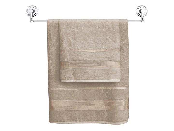 Darymex Ręcznik bamboo Moreno 70x140 kolor cappuccino 70x140 cm Ręcznik kąpielowy Bambus Kategoria Ręczniki Komplet ręczników Kolor Khaki
